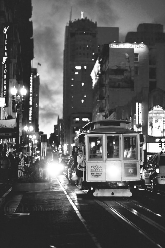 Photograph San Francisco Cable Car by Hamed Al Mehairi on 500px