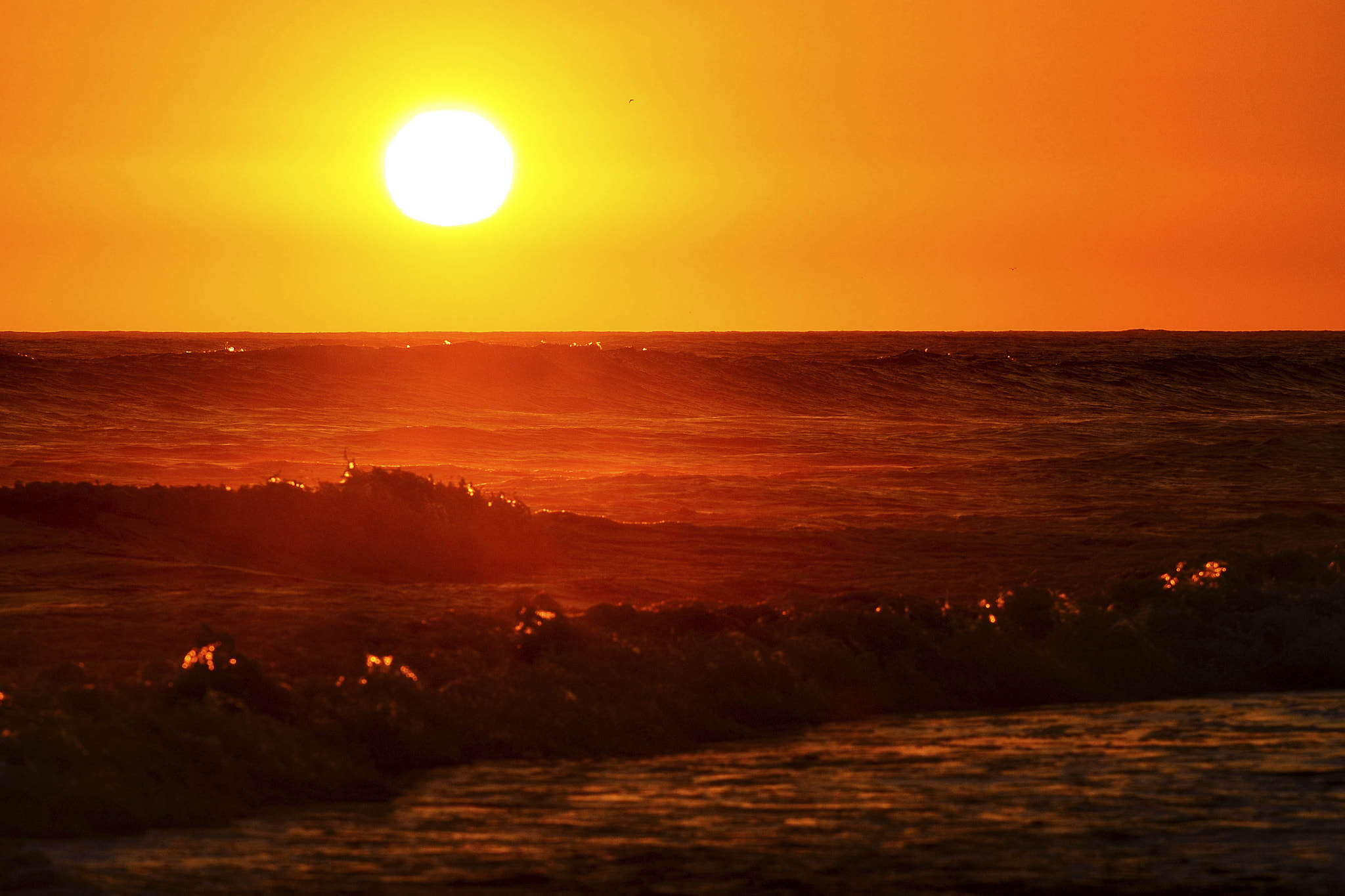 Photograph Sunset at Oceanside - June 29, 2012 by Rich Cruse on 500px