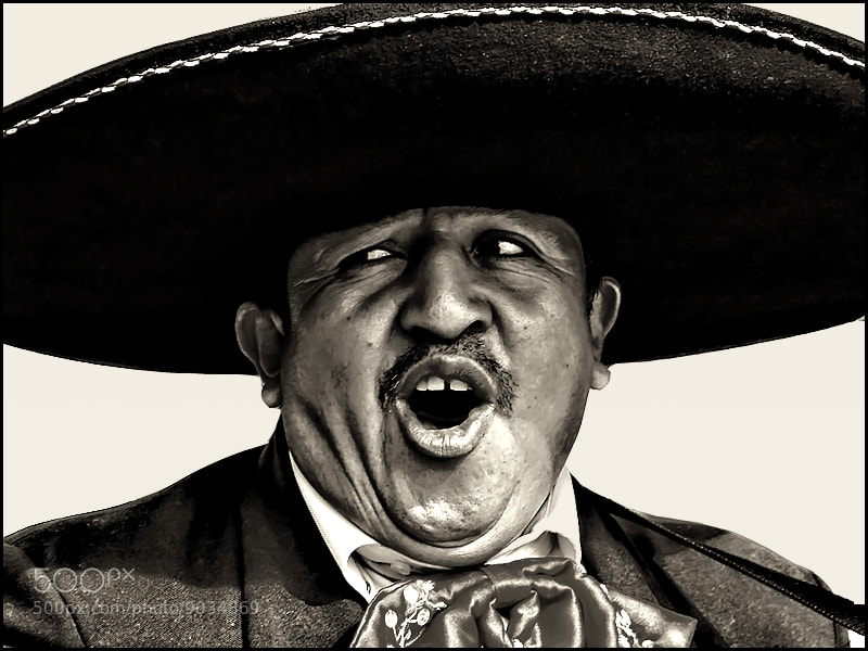 Photograph Mariachi by Alfon No on 500px