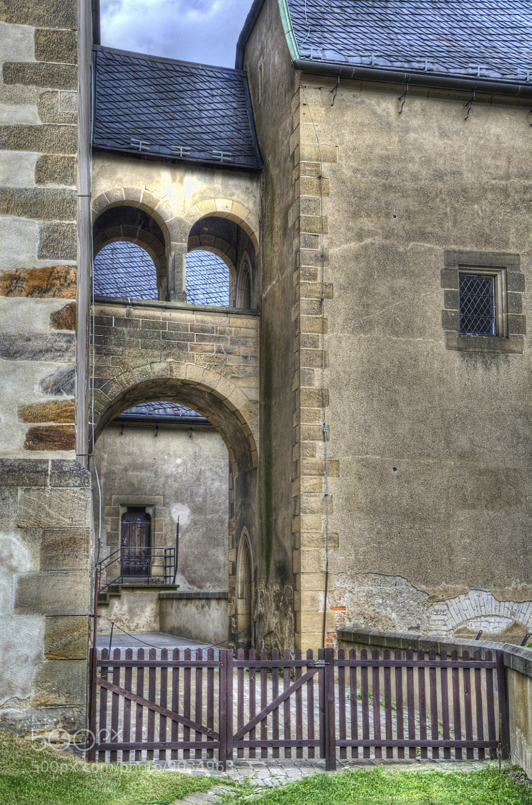 "Photograph [096] Arches in the Karlštejn Hrad (v2.0), Czech Republic (49°56'20.23""N  14°11'15.21""E)  by Ricky Marek on 500px"