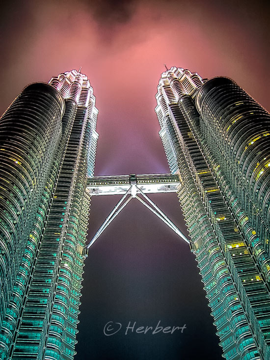 Photograph Bridging the gap by Herbert Wong on 500px
