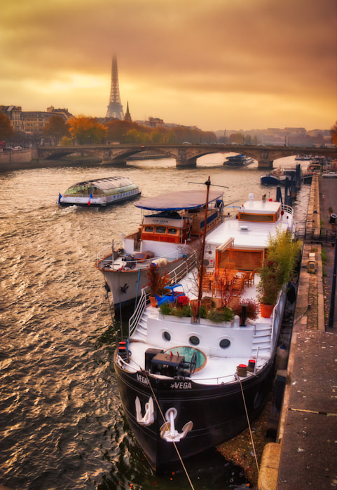 Photograph Mon Paris by Max Vysota on 500px