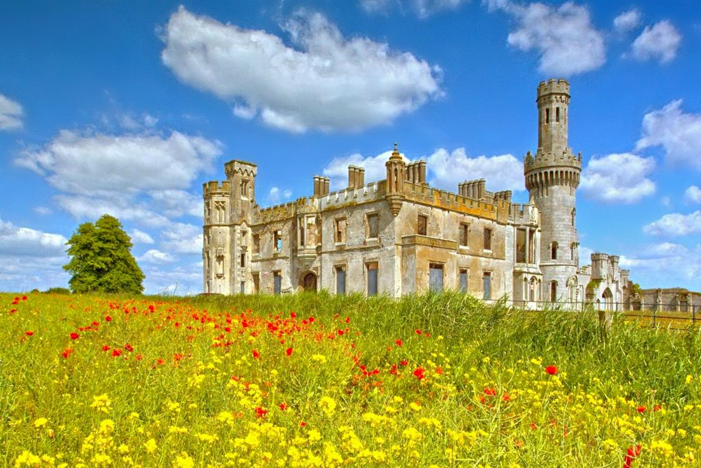 Photograph Duckett's Grove Castle. by Edward Dullard on 500px