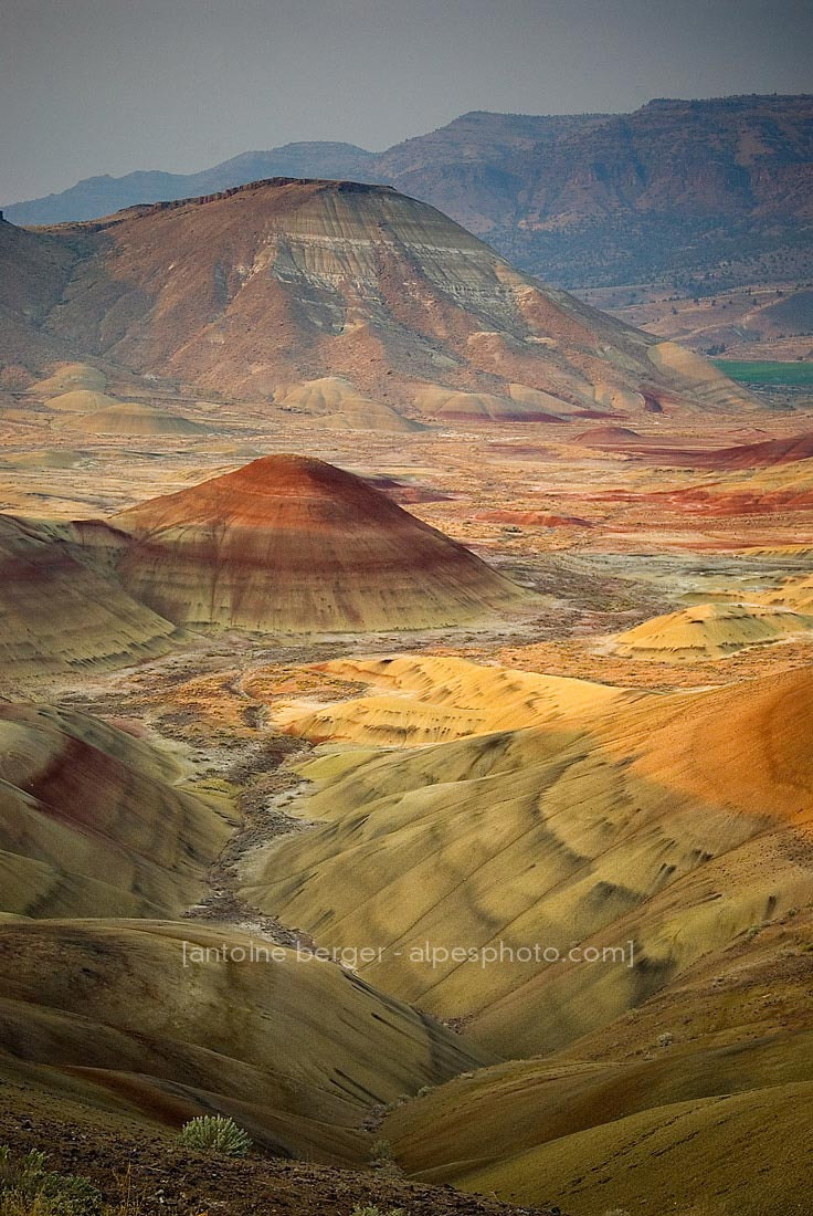 Photograph Painted Hills, Oregon by Antoine Berger on 500px