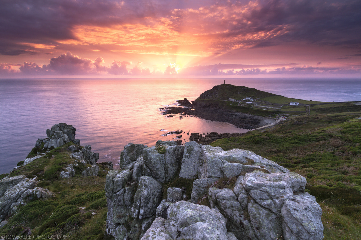Photograph In Awe at Cape Cornwall by Tom Walker on 500px