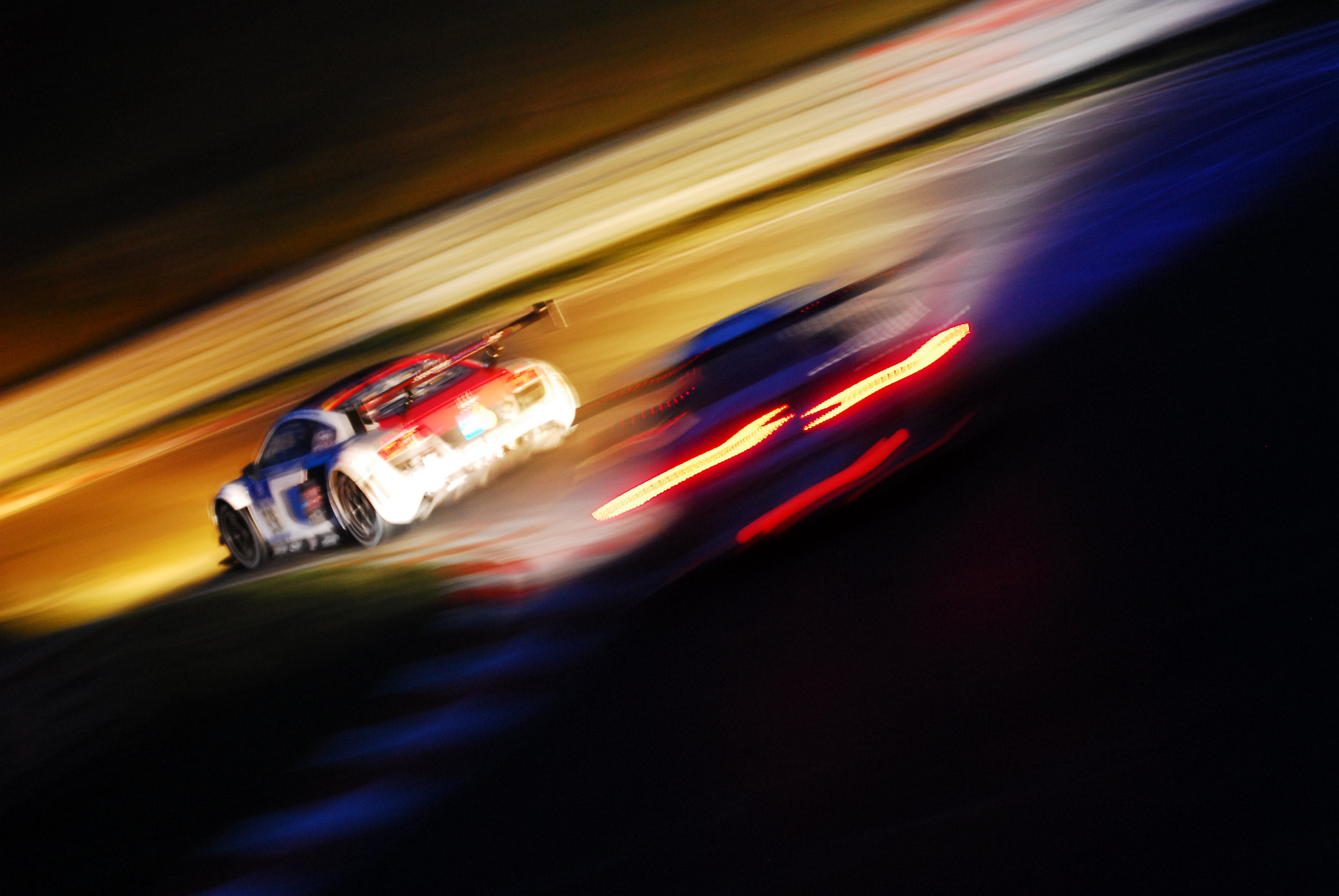 Photograph Night time at the 'ring. by Dan Bathie on 500px