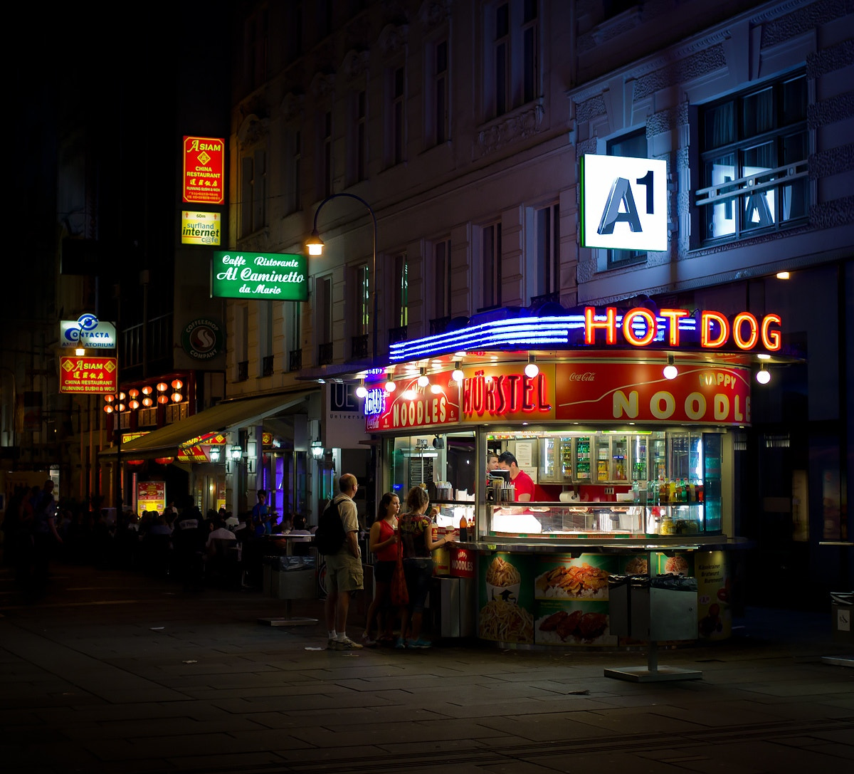 Photograph Neon by Miroslav Rozic on 500px
