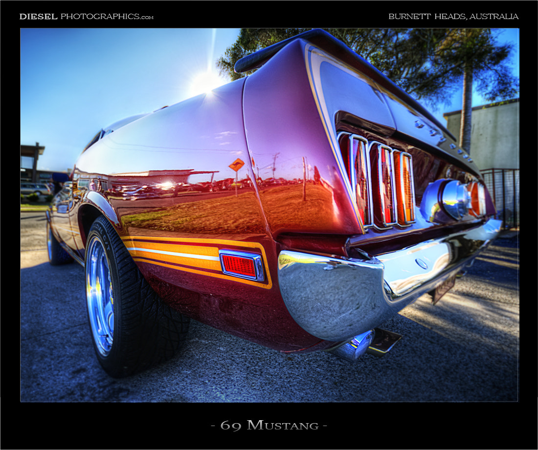 Photograph 69 Mustang by Luke Griffin on 500px