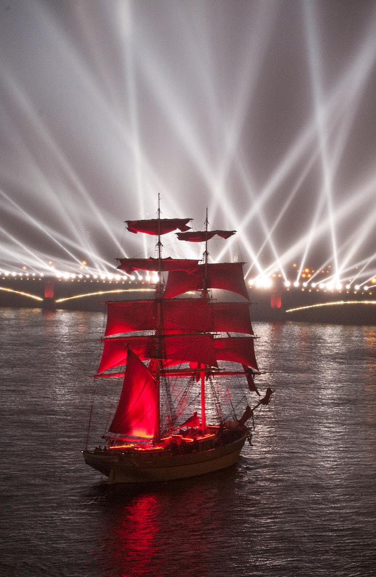 Photograph Red sails by Серёжа Калинкин on 500px