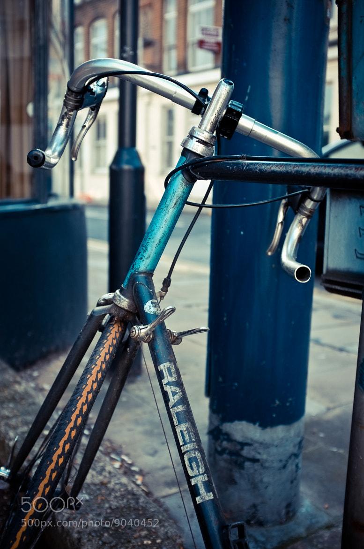 Photograph Knackered Raleigh by Joe Kingston on 500px