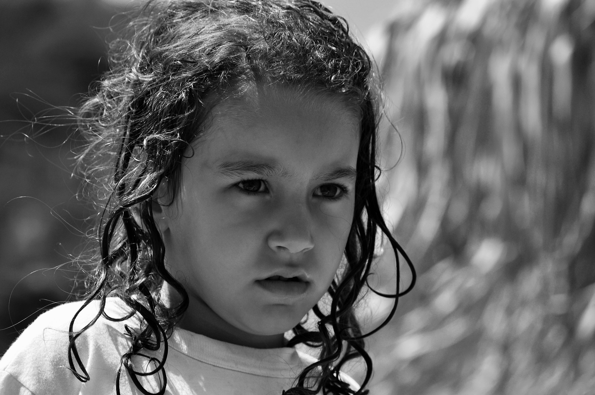 Photograph kid gazing by Giorgos Papathanasiou on 500px