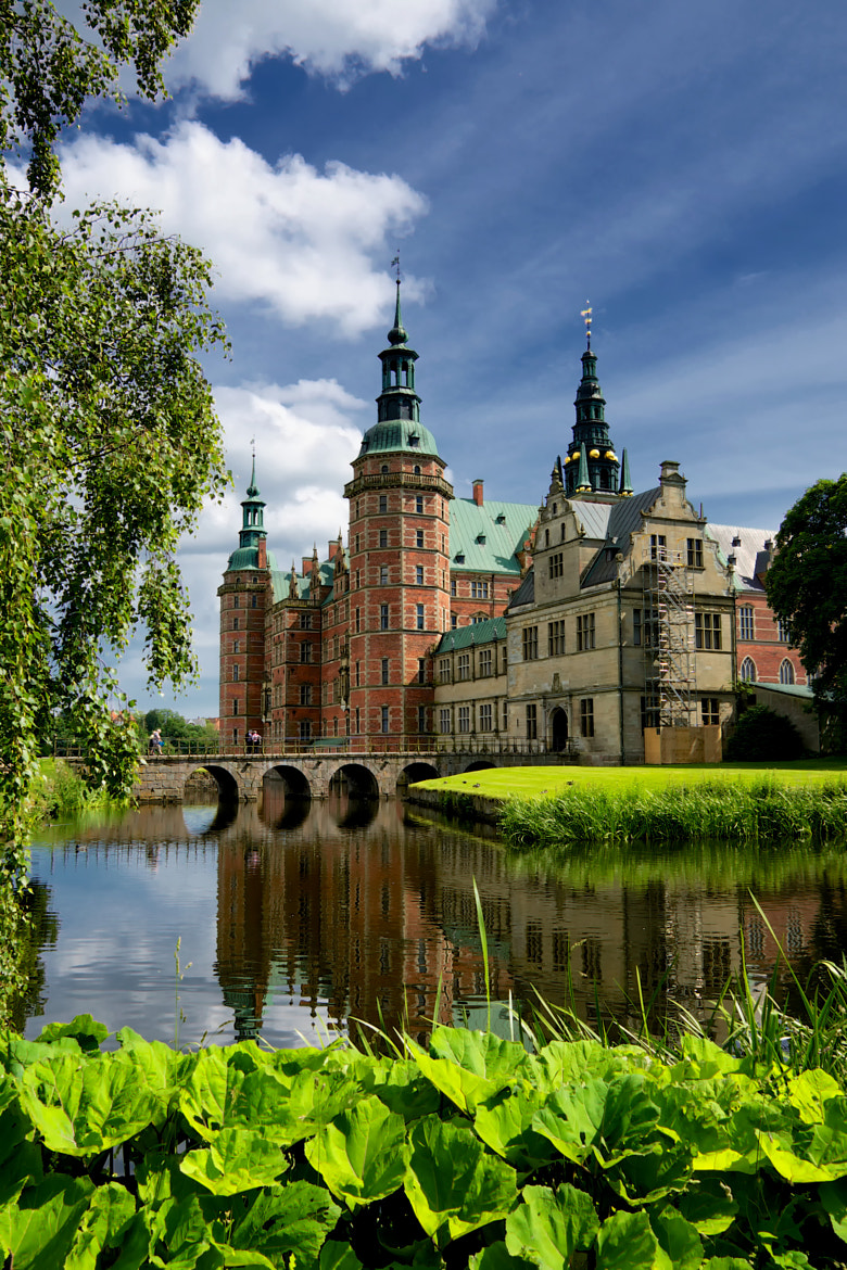 Photograph Frederiksborg Slot by Siegfried Haasch on 500px