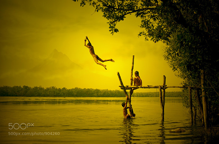 Photograph jump by Teuku Jody  Zulkarnaen on 500px