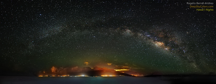 Photograph Maui on Fire by Rogelio Bernal Andreo on 500px