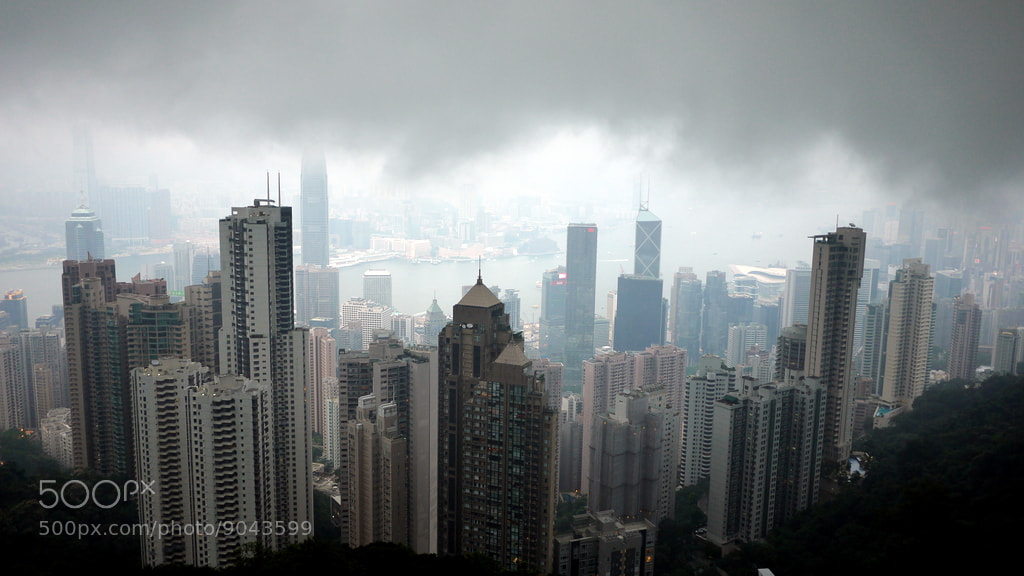 Photograph Hong Kong by janelyn young on 500px
