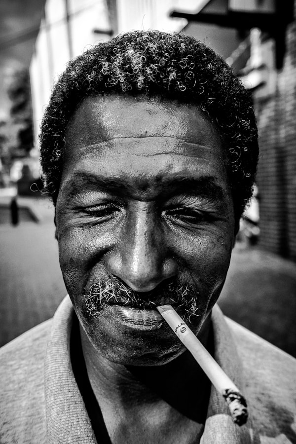 Photograph Street Photograph of the Day | Portrait | Charlottesville, VA by Jonathan Auch on 500px