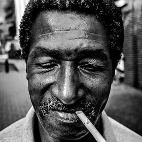 Street Photograph of the Day | Portrait | Charlottesville, VA by Jonathan Auch (JonathanAuch)) on 500px.com