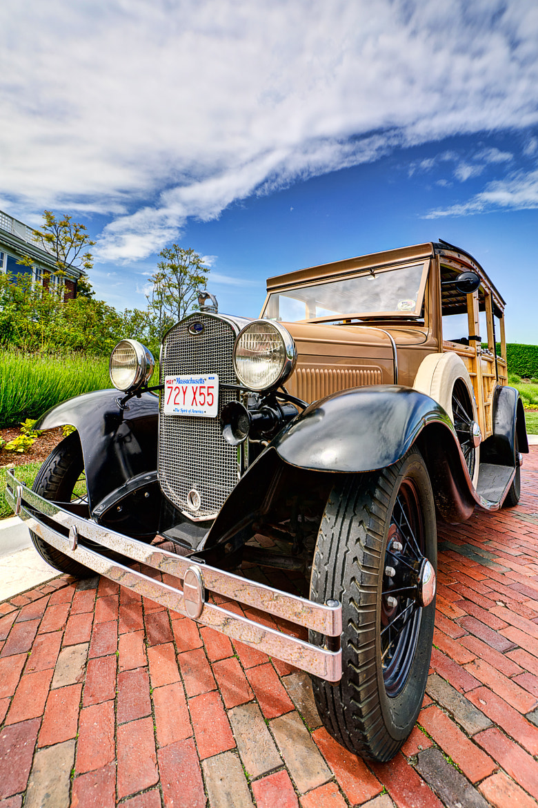 Photograph Ford 1929 by Simon Gelfand on 500px