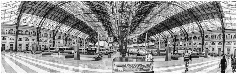 Photograph Estación de Francia, Barcelona by Michel Bricteux on 500px