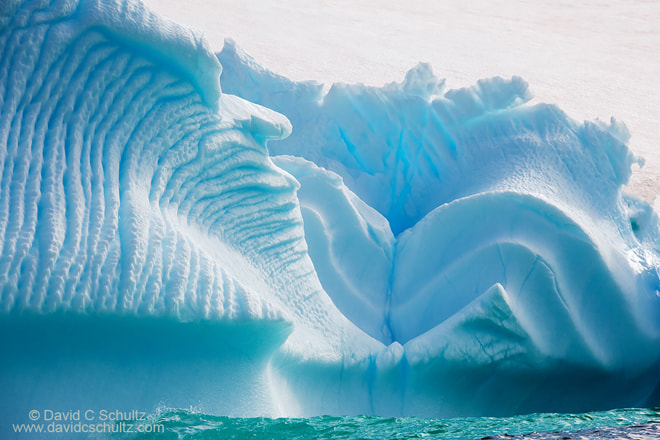 Photograph Iceberg Swirls by David C. Schultz on 500px