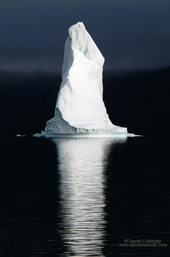 Photograph Iceberg in Greenland by David C. Schultz on 500px