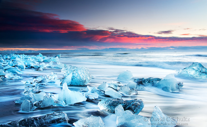 Photograph Iceland Beach #1 by David C. Schultz on 500px