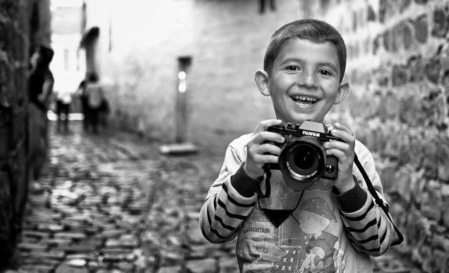 Photograph Smile, I am shooting ! by Mehmet Yalinkilic on 500px