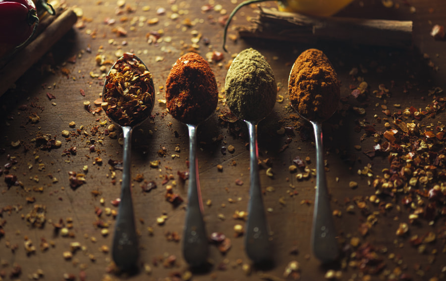 Photograph Spice by Matthew Harris on 500px