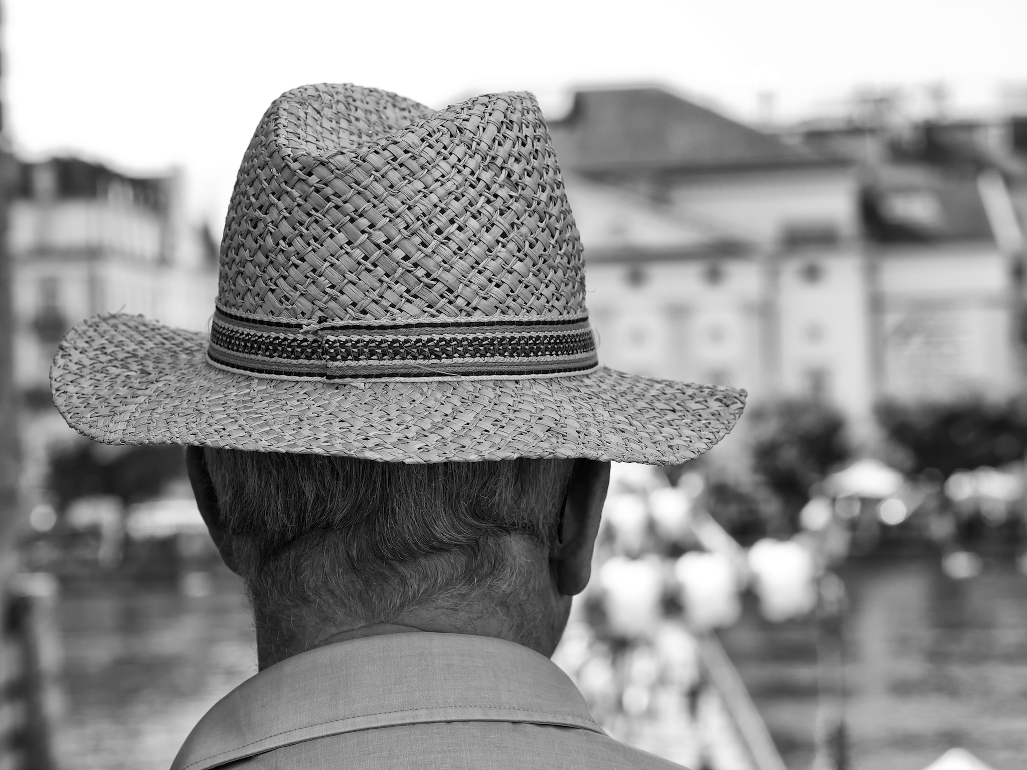 Photograph straw hat by Alexander Ess on 500px