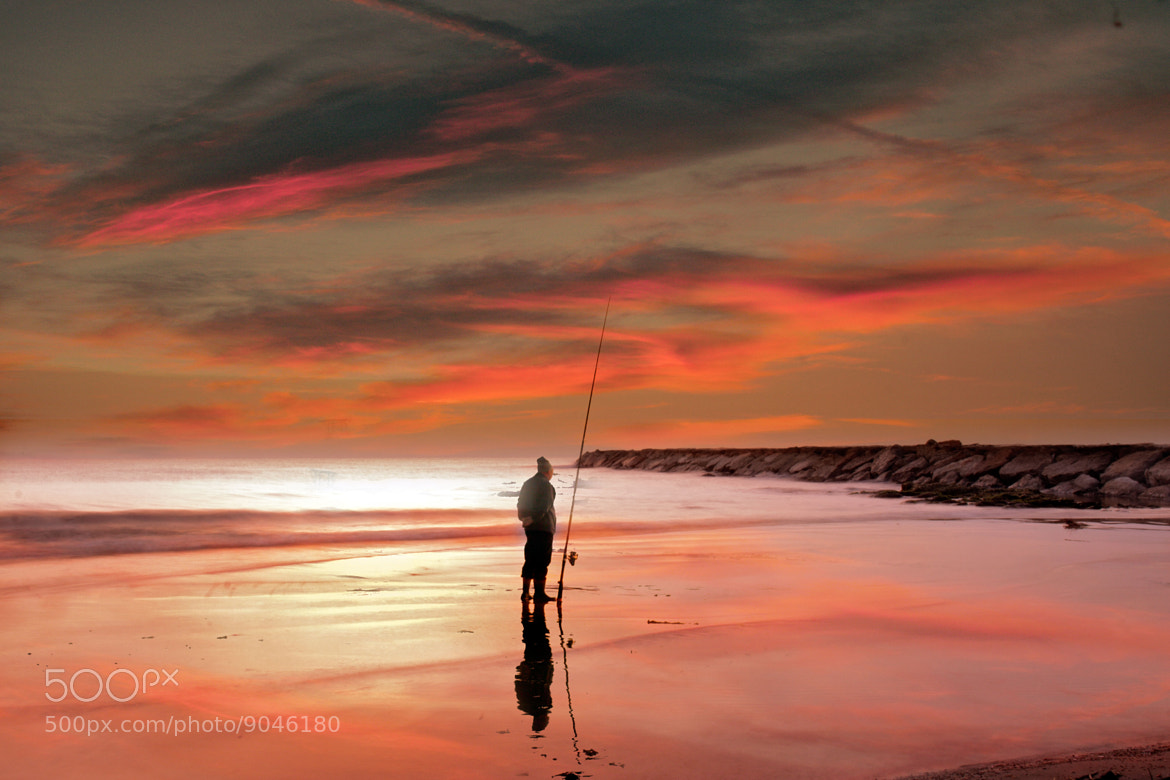 Photograph pescando by juan  rodrigo legua on 500px