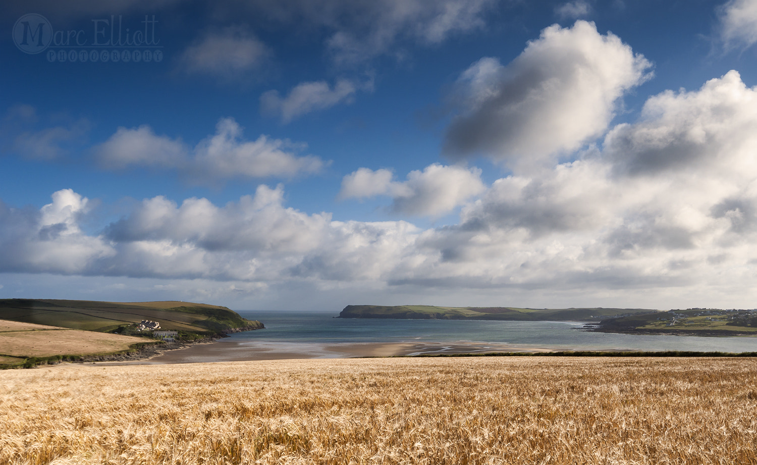 Photograph Tregirls to Hawkers Cove by Marc Elliott on 500px