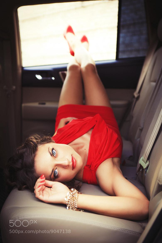 Photograph Lady by Evgeniya Egorova on 500px