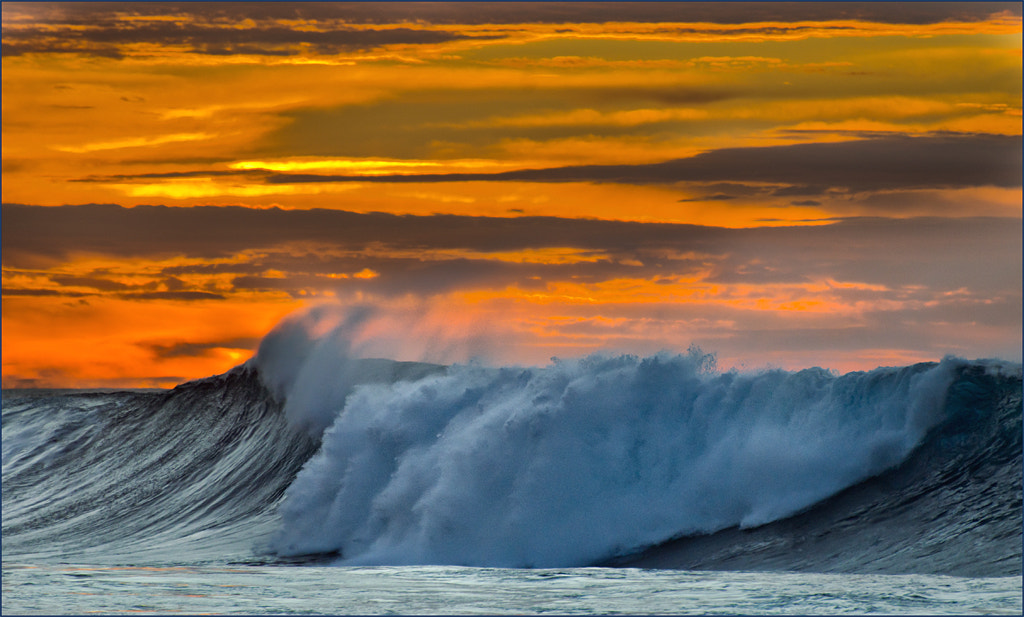 Photograph wave by Victor Lopez on 500px