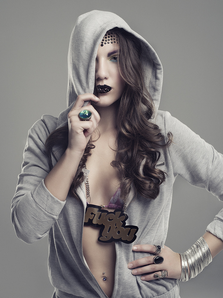 Photograph Fuck You by Rebeca  Saray on 500px