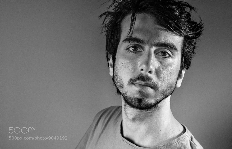 Photograph Self Portrait by George Kopanas on 500px