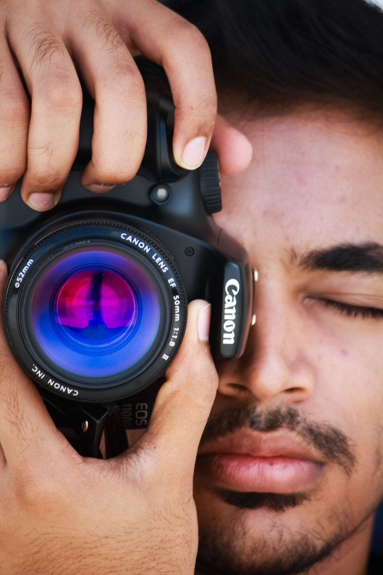 Photograph colors of life through colors of lens by Raghav Bhat on 500px