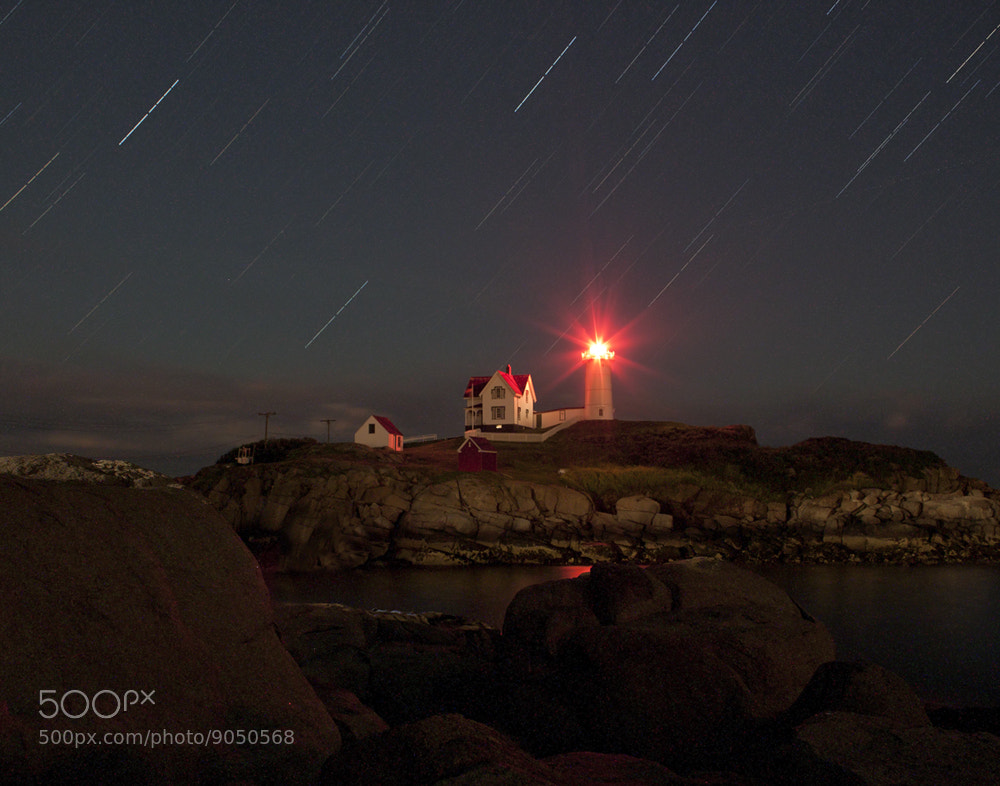 Photograph Nubble Lighthouse by Aaron Mello on 500px
