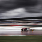 Постер, плакат: ART McLaren MP4 12 Speedblur