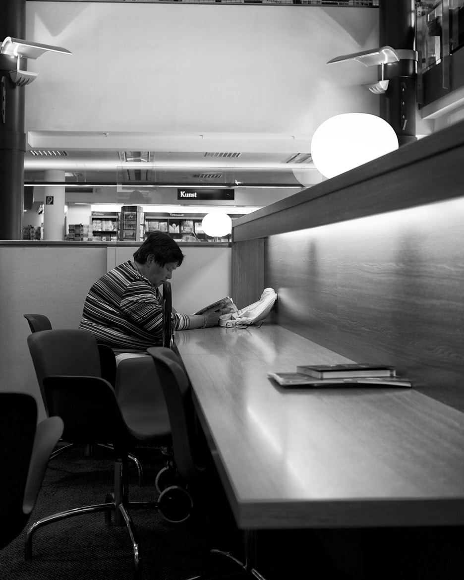 Photograph The Reader by Kevin Burns on 500px