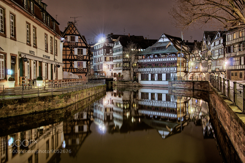 "Photograph La ""Petite France"" à Strasbourg by Bruno Paci on 500px"