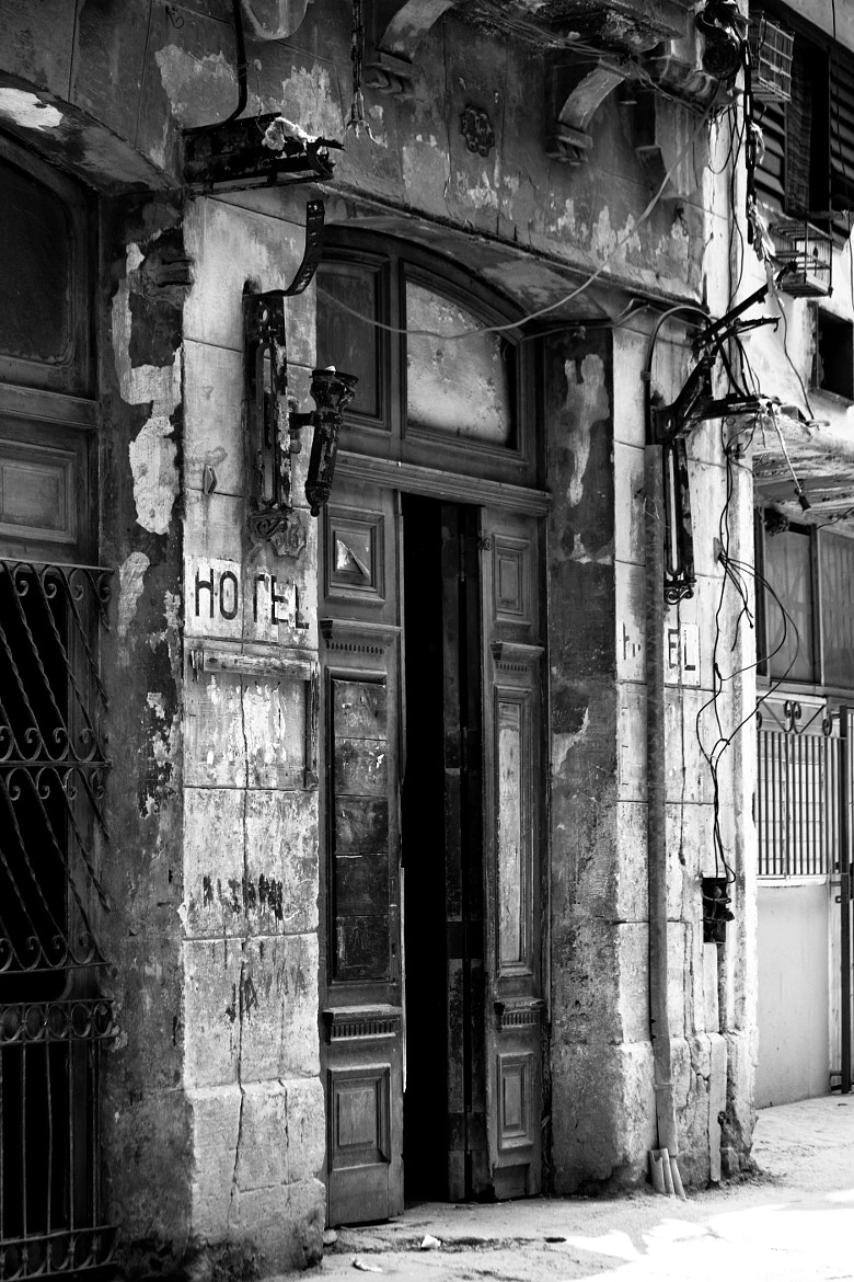 Photograph Hotel by Robert Grabczewski on 500px