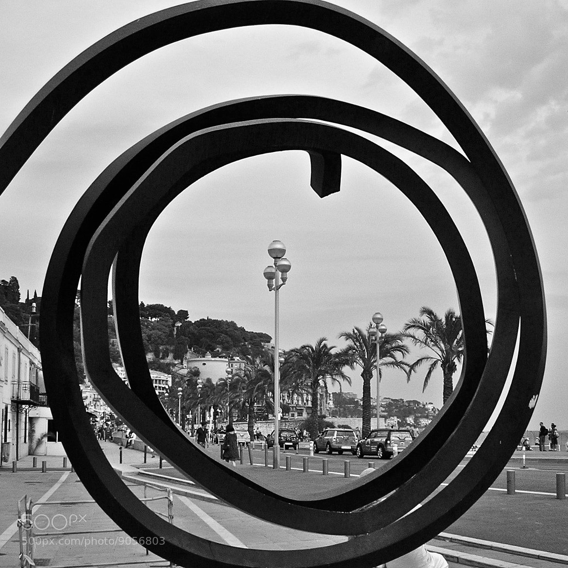 Photograph Eye on the Promenade, Nice. by ms. em on 500px