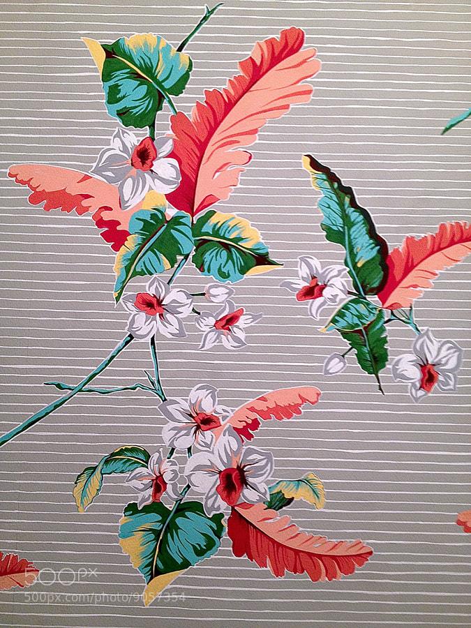 Gouache on Handmade Paper