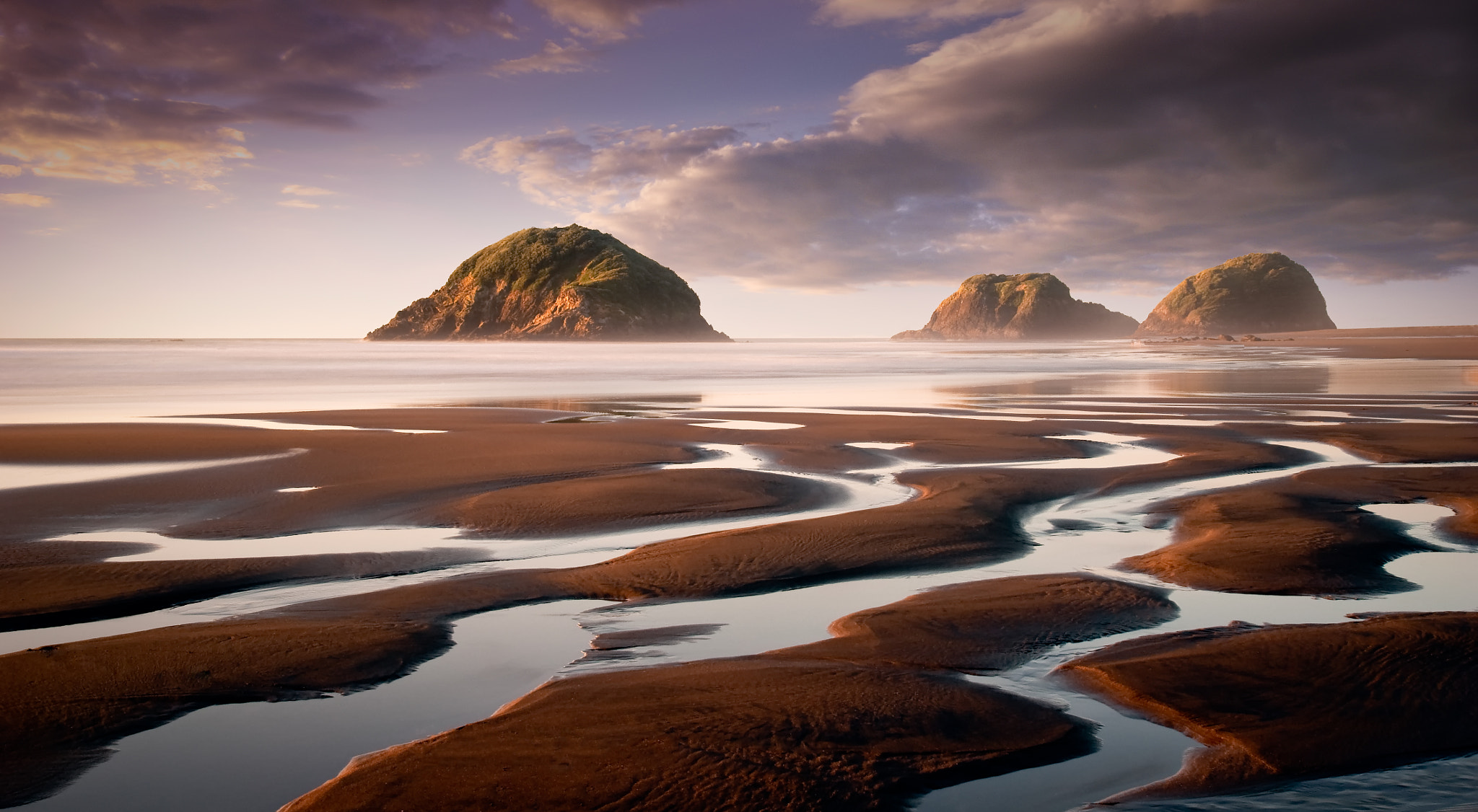 Photograph Sugar Loaf Islands, New Plymouth, NZ by Dean Mullin on 500px