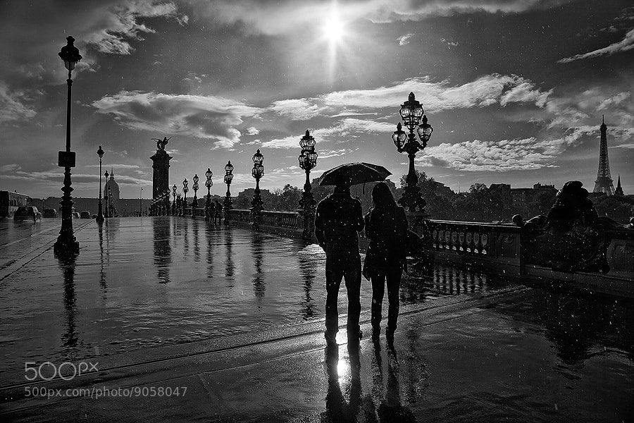 Photograph Paris is Most Beautiful in the Rain by Kah Kit Yoong on 500px