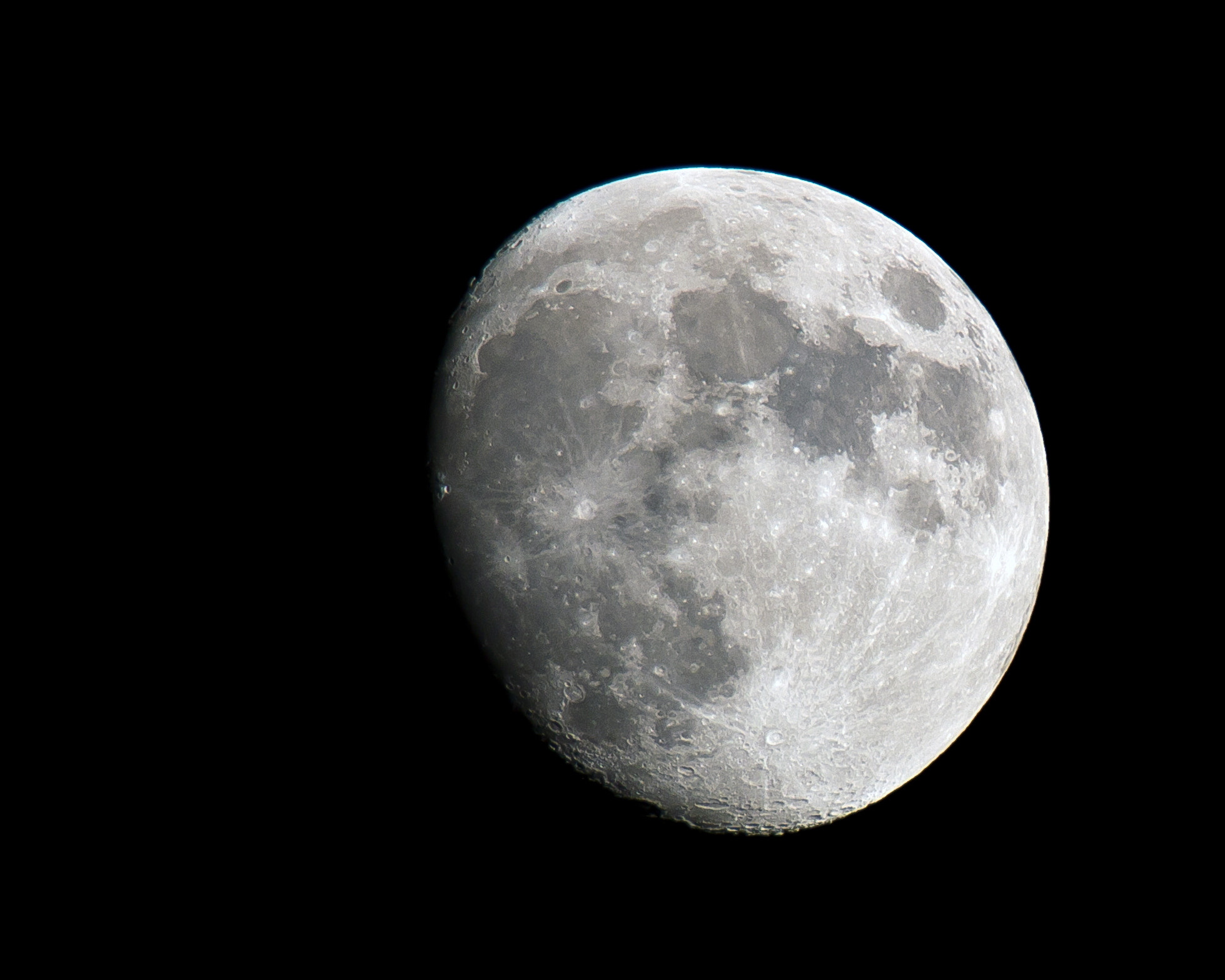 Photograph Moon by Jonathan Mills on 500px