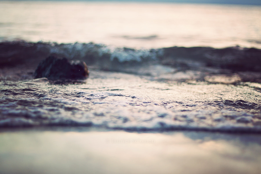 Photograph The shore at sunset by Laurice Solomon on 500px