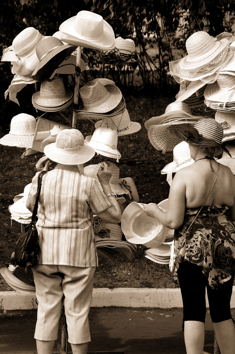 Photograph ladies and hats by michael lysenkof on 500px
