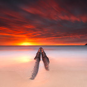 Double Barrel  by Bruce Hood (BruceHood)) on 500px.com