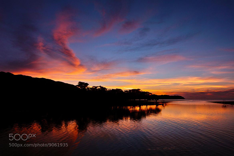 Photograph Iriomote Sunset by Junya Hasegawa on 500px